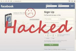 Hacked Page Recovery Method