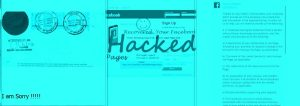 Recover hacked Account